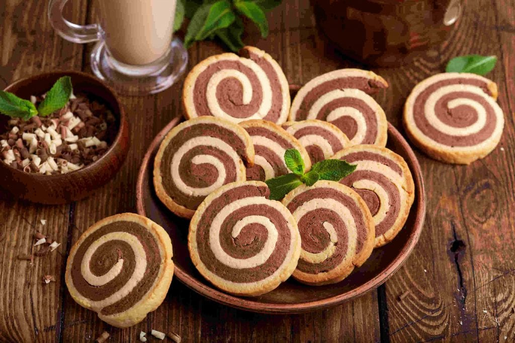 Date-Nut Pinwheel Cookies Recipe