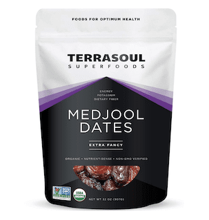Terrasoul Superfoods Organic Medjool Dates