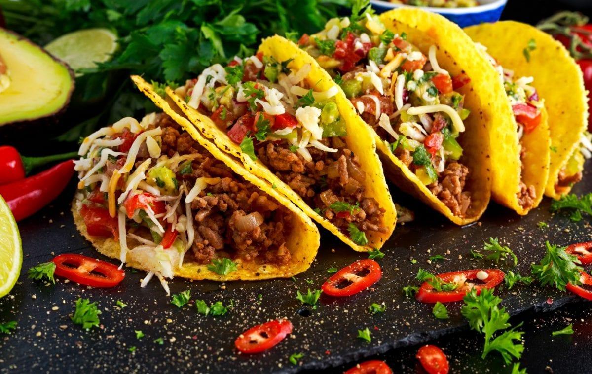 Del Taco Copycat Beef Tacos Recipe