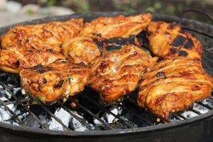 Diabetic Friendly BBQ Chicken Breasts Recipe