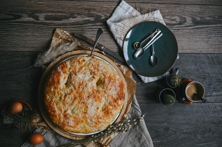 Healthy Diabetic-Friendly Chicken Pot Pie Recipe, baked healthy chicken pot pie casserole