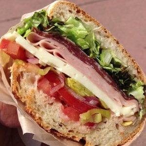 Domino's Italian Sandwich Recipe