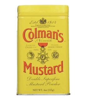 Colman's, Dry Mustard Powder