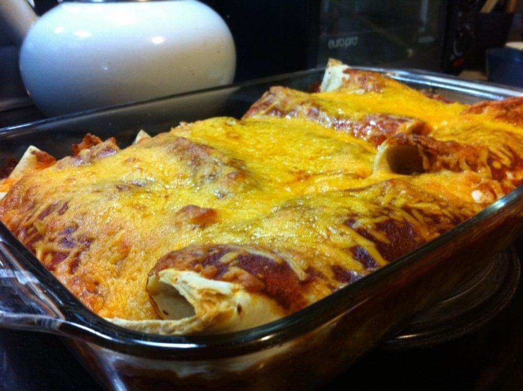 Easy Enchilada Casserole Recipe
