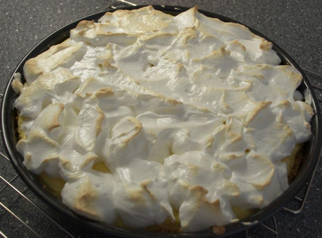 Easy Key Lime Meringue Pie Recipe