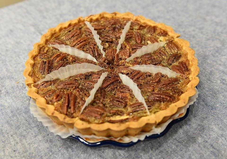 Eggless Pecan Pie Recipe