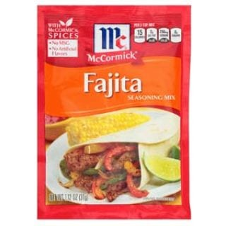 McCormick Classic Fajitas Seasoning Mix Packet
