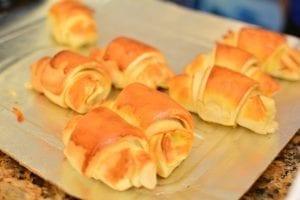Freezer Crescent Rolls Recipe