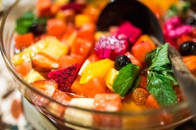Fruit Salad with Mint Recipe