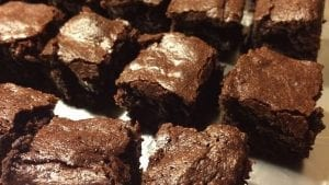 fudge topped brownies fudge recipe