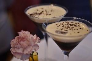 German Chocolate Martini Recipe