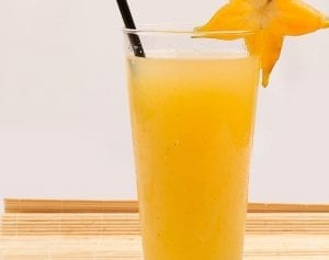 Golden Glow Fruit Punch Recipe