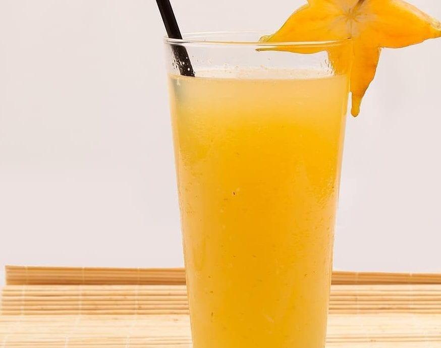 Golden Glow Fruit Punch Recipe