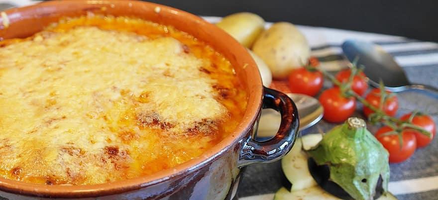 Green Bean and Potato Casserole Recipe