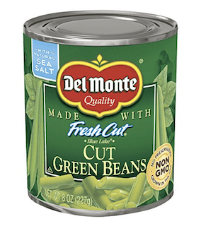 Del Monte Canned Fresh Cut Green Beans