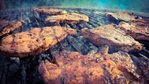 Grilled Boneless Pork Chops Recipe