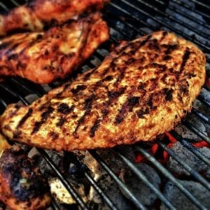 Grilled Cajun Chicken Recipe