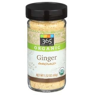 365 Everyday Value, Organic Ground Ginger