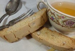 Hazelnut Biscotti Recipe
