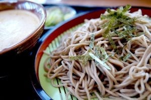 Healthy Crockpot Soba Noodles Recipe