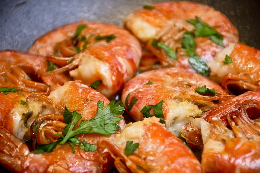 Herb Marinade for Shrimp Recipe
