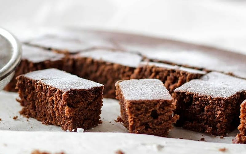 Hershey's Syrup Truffle Brownies Recipe