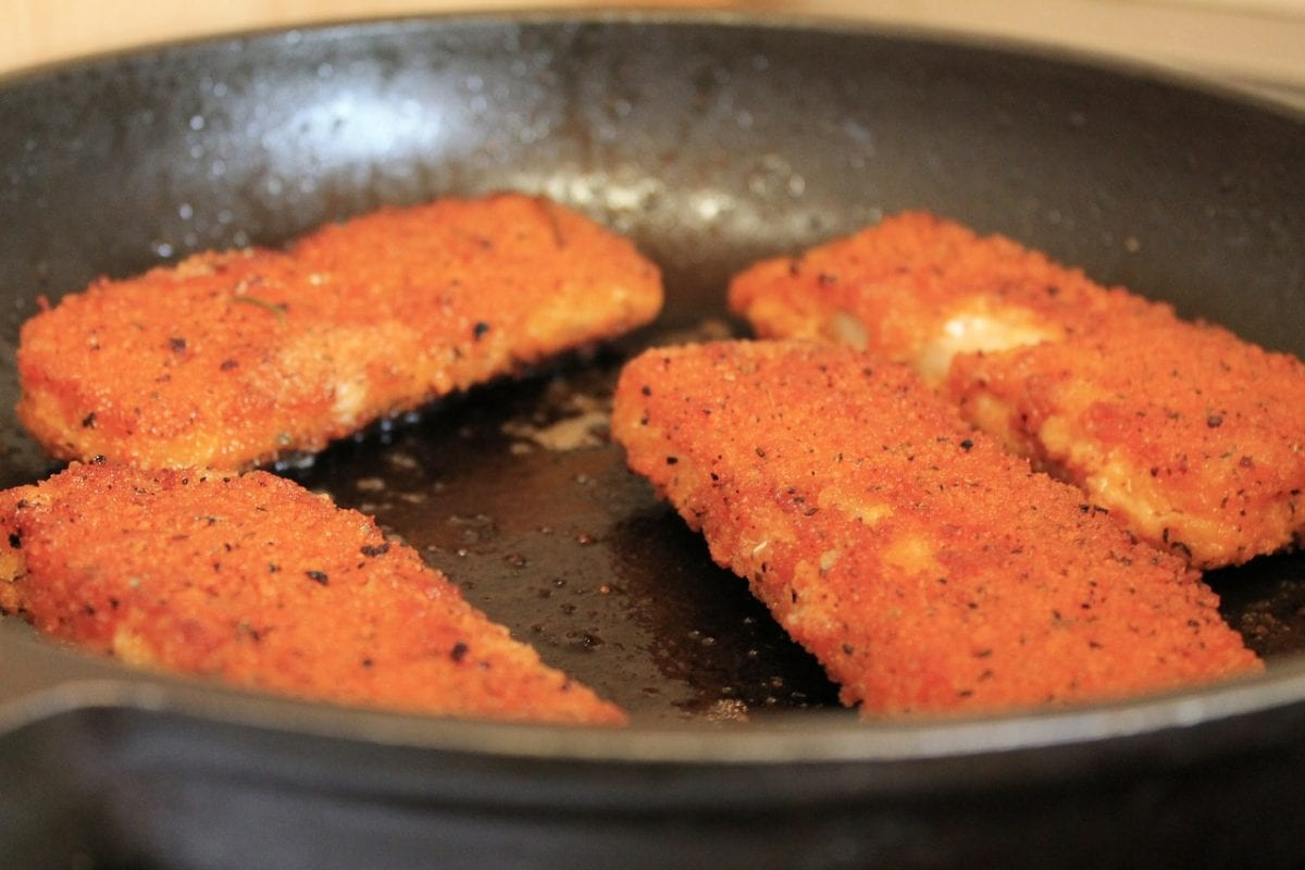 Hickory Smoked Breaded Pork Chops Recipe