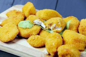 Homemade Beer Battered Chicken Nuggets Recipe
