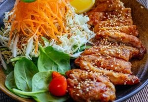 Honey Sesame Crockpot Chicken Recipe