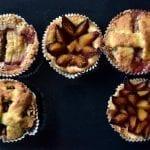 sweet honeyed tart