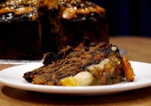 Hunter's Plum Pudding Recipe