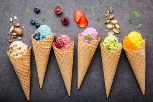 Gelato vs Ice Cream vs Sorbet vs Sherbet and More: What's the Difference?