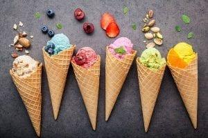 Gelato vs Ice Cream vs Sorbet vs Sherbet and More: What's the Difference?