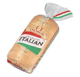 Oroweat Italian Bread