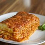 Italian Chicken Lasagna Recipe