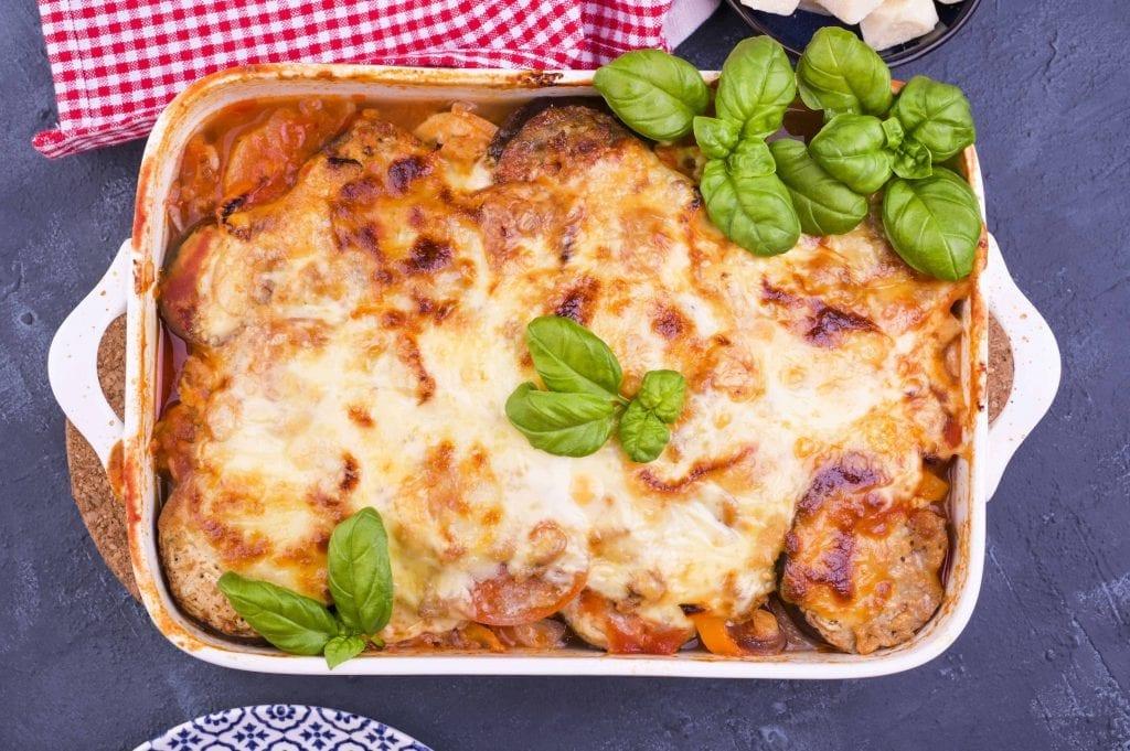Italian Zucchini Casserole Recipe