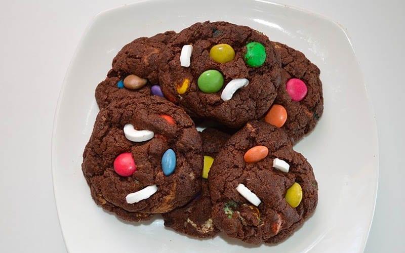 Jelly Bean Cookies Recipe