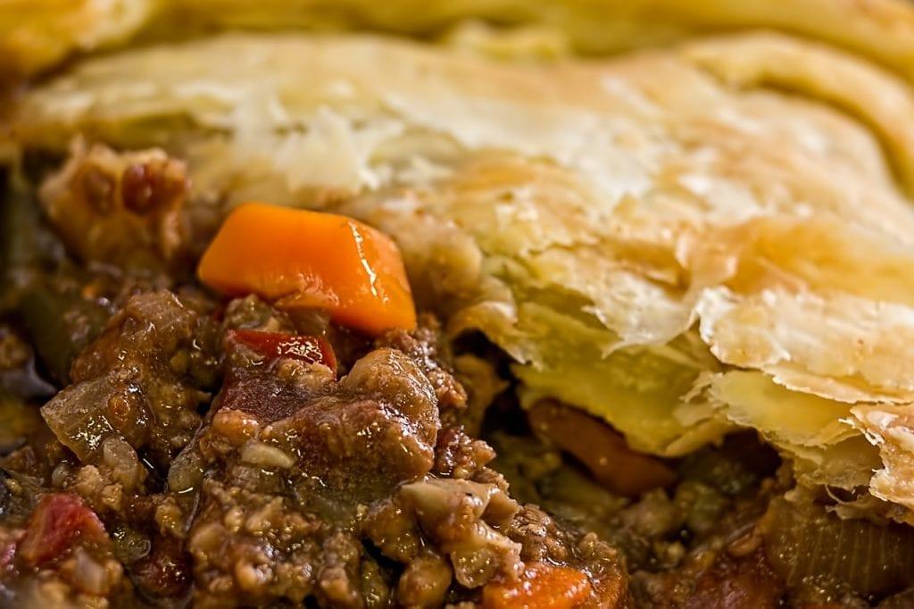 Juicy Meat Pie Recipe