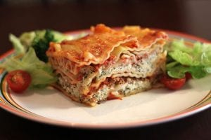 Just-Like Carrabba's Lasagna Recipe