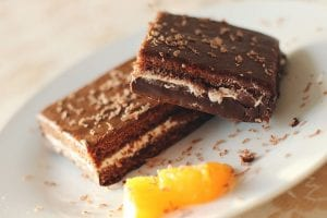 Layered Chocolate Bars Recipe