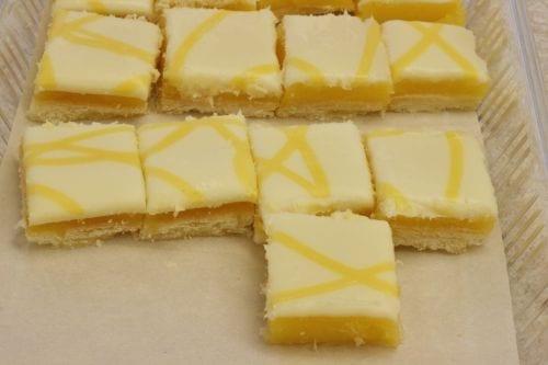 Layered No-Bake Lemon Bars Recipe