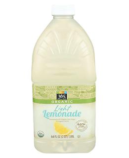 365 Everyday Value, Organic Light Lemonade