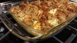 Luscious Chicken Casserole Recipe