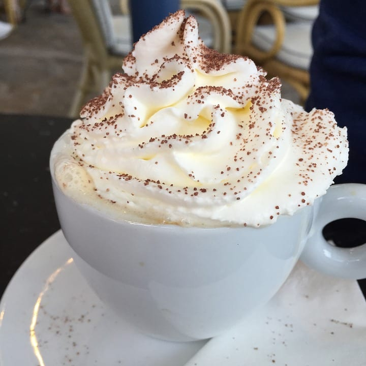 delicious whipped cream