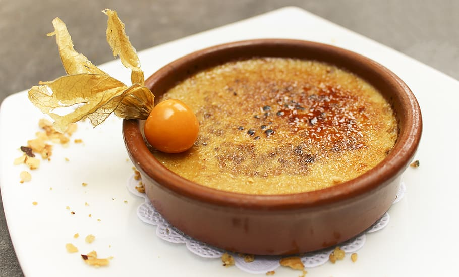 Maple Creme Brulee Recipe