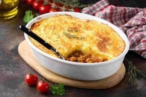 Meat, Potato and Veggie Casserole Recipe