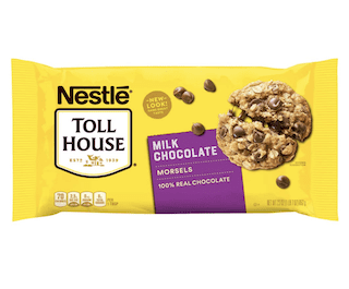 Nestle Toll House, Milk Chocolate Morsels