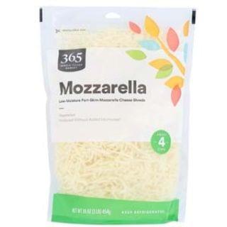 365 Everyday Value, Mozzarella Cheese