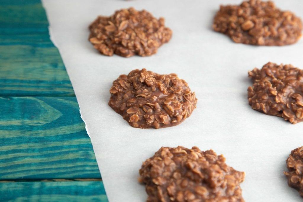 No-Bake Oatmeal Cookies Recipe