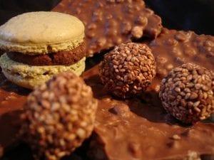 No-Bake Peanut Butter Balls Recipe